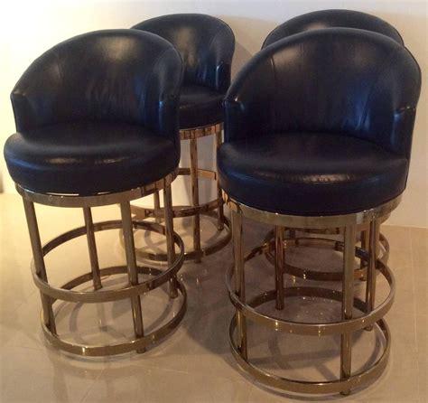 kitchen island with 4 stools brass swivel counter bar stools vintage set 4 kitchen