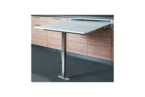 table encastrable cuisine table cuisine escamotable tiroir maison design bahbe com
