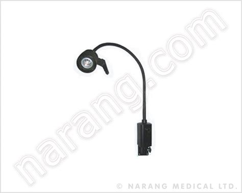 led examination light wall mounted eled10w