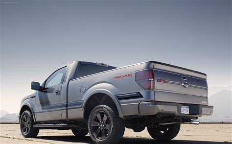 Ford F-150 Tremor 2014 Widescreen Exotic Car Picture #43
