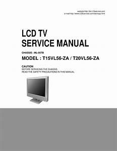 Lg Tv Service Manuals And Schematics  U2014 Repair Information For Electronics Technicians