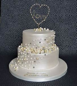 25th Wedding Anniversary Cakes Pinterest The Cake Boutique