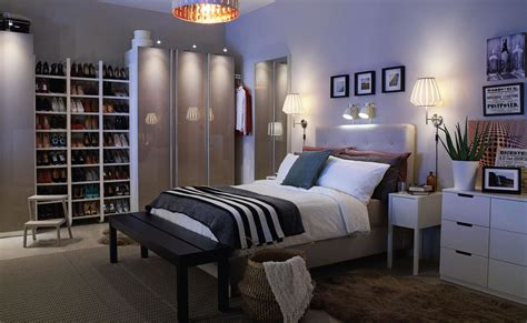 storage ideas for small bedrooms bedroom furniture ideas ikea