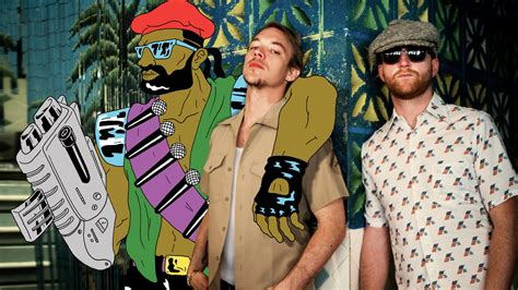Diplo Reveals That A Major Lazer Cartoon Will Debut On Fox