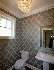 Main floor bathroom wallpaper decorating ideas pinterest for Main floor bathroom ideas