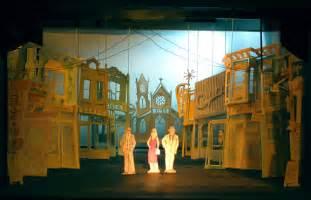 Theatre Set Design
