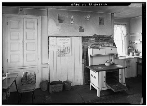 Kitchen Collection Uniontown Pa 14 interior floor kitchen looking east levi