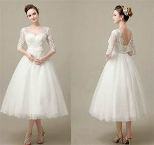 t length wedding dresses with sleeves discount wedding With t length wedding dresses