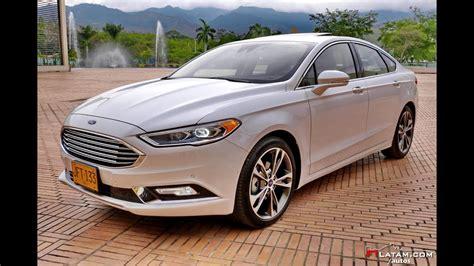 Ford Titanium 2017 by Nuevo Ford Fusion Titanium Plus 2017 En Colombia