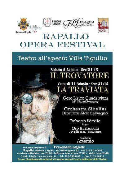 Mantovani Rapallo by Rapallo Lirica Sponsorizzata Dalla Fondazione Pavarotti