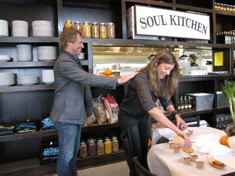 Jon Bon Jovi Dorothea Hurley Proprietors The Soul