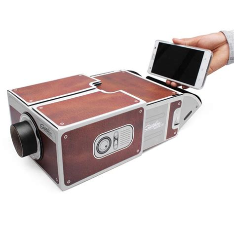 diy iphone projector diy second generation smartphone projector for iphone 2126