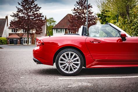 fiat roadster 2017 fiat 124 spider review the perfect roadster