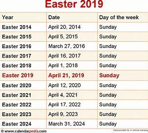 When Is Easter 2018 Calendar Takvim Kalender HD