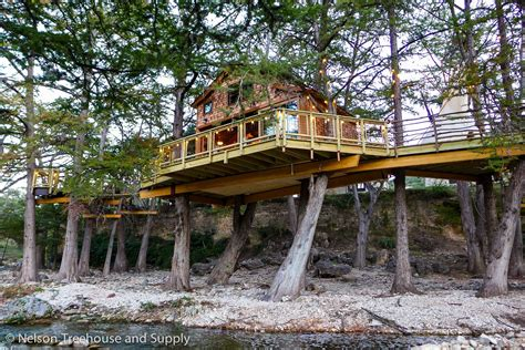 Animal Planet Stops In Texas For Its 'treehouse Masters
