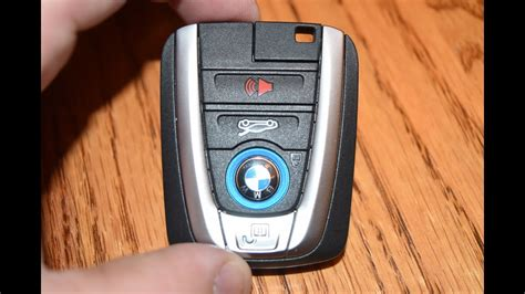 Diy I8 / I3 Bmw Key Fob Battery Replacement / Change
