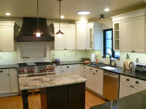 spanish revival kitchen addition  prairie construction