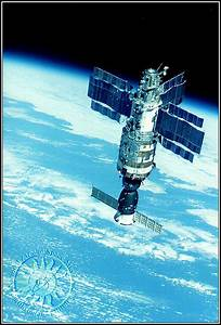 The first space station into orbit - Eniscuola