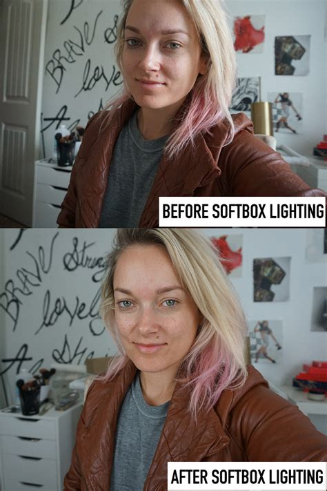inexpensive softbox lighting  makeup tutorials citizens  beauty