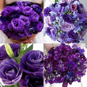 Purple Flowers for Your Wedding Color Scheme! - Budget ...