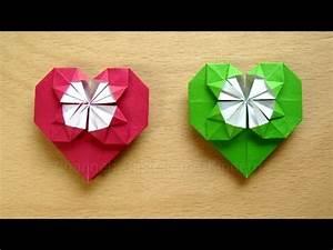 Herz Falten Origami : herz basteln geschenk basteln basteln ideen diy origami herzen falten geschenkideen ~ Eleganceandgraceweddings.com Haus und Dekorationen