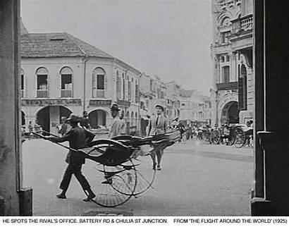 Singapore Flight Place Film Raffles 1925 Around