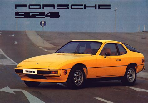 Porsche Parts by Pelican Parts Vintage 924 944 Porsche Literature
