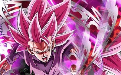 wallpapers super saiyan rose dragon ball goku