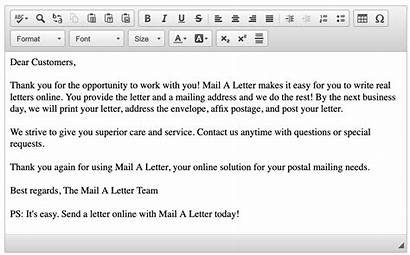 Letter Mail Paper Fashioned Internet Via Boing