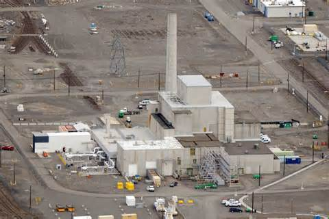 Hanford Nuclear Site Washington State
