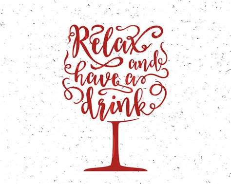 wine glass sayings svg wine svg relax and have a drink svg wine svg wine svg file