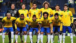 The Brasil Team (World Cup 2014) Pictures, Photos, and ...