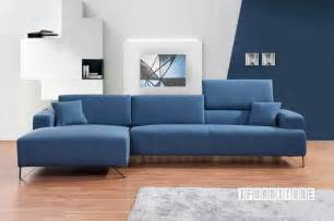 the color lounge smartville corner sofa in blue color sofa ottoman nz