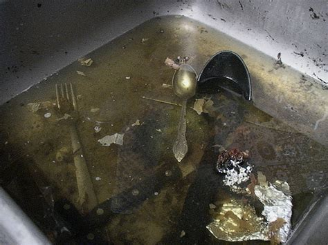 my sink is clogged cleaning sheppard 39 s pie