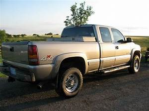 Sell Used 2002 Chevy Silverado 2500 Hd Duramax Diesel 4x4
