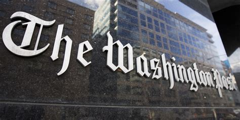 Washington Post Masthead Will Soon Be All-Male | HuffPost