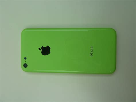 green iphone 5c green iphone 5c back cover allegedly photographed hints