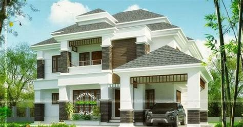 Residence At Cherupuzha, Kannur  Kerala Home Design And