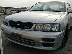 1999 Nissan Bluebird For Sale