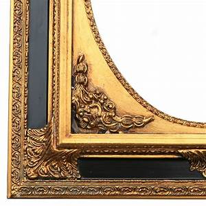 Baroque Wall Mirror Oval Ornate Frame 50x60/ 20x24 inches ...