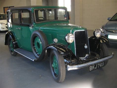 Armstrong Siddeley 12hp Coachbuilt Saloon 1934