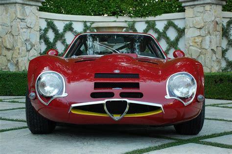 1965 Alfa Romeo Giulia Tz2 (autodelta, Tz2, Tubolare