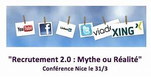 Confrence Recrutement 20 Mythe Ou Ralit Nice Le 31