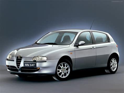 Alfa Romeo 147 Exotic Car Image 004 Of 53 Diesel Station