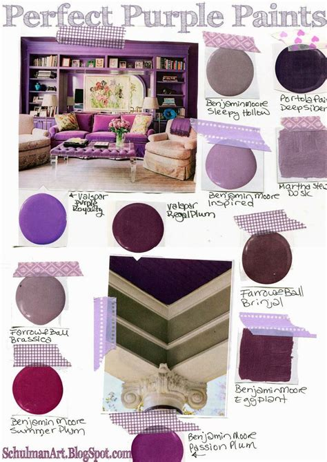 17 best images about color schemes on purple