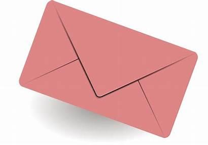Envelope Mail Letter Clipart Clip Vector Office