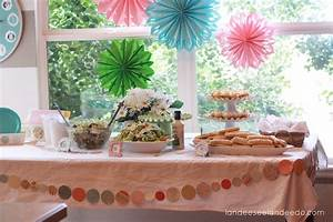 Bridal shower decoration ideas romantic decoration for Ideas for a wedding shower