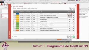 Elaborez En Quelques Minutes Un Diagramme De Gantt Pro Sur
