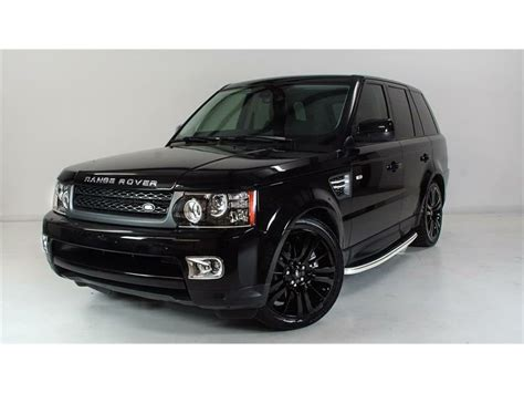 2010 Land Rover Range Rover Sport Hse Lux For Sale In Rock