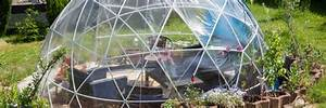 garden igloo pavillon gewachshaus techtest With katzennetz balkon mit garden igloo four seasons pavillon